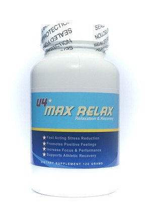 Max Relax -  Lift up your mood quickly